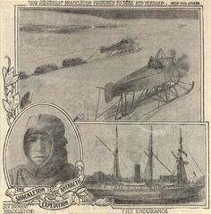 1914: Sir Ernest Shackleton Outlines His Polar Projects - NYTimes.com