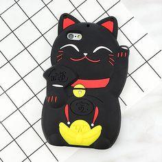 bb0b2b6468 Cute 3D Anime Kawaii Soft Silicone Phone Case Cover Back Skin Shell For  iPhone