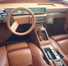 1980 Lamborghini athon via haigo Retro Cars, Vintage Cars, Bmw Interior, Mercedes Car, Best Muscle Cars, Lamborghini Cars, Best Classic Cars, Futuristic Cars, Dashboards