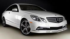 E-Class Coupe: E350, E550