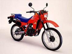 HONDA MTX50R