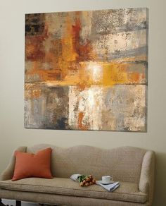 Silver and Amber Crop Loft Art by Silvia Vassileva at .является то Silver and Amber Crop Loft Art by Silvia Vassileva on Art. Art Sur Toile, Art Moderne, Painting Inspiration, Modern Art, Abstract Art, Canvas Art, Hand Painted Canvas, Wall Art, Wall Decor