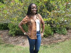 Alichia Leavy is often the first face to greet many of our campus guests and she is always doing what she can to build on her leadership skills. on April 29, we honor Alichia as our #CCUfamily featured student: http://www.coastal.edu/universitycommunication/ccufamily/alichialeavy