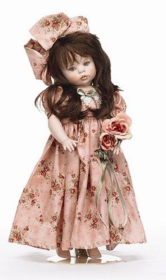 Porcelain DOLL Collectibles, Collectible Vinyl Dolls, The Doll Maker Dolls, Available from just-imagine-dolls.com!