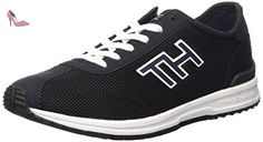 Tommy Hilfiger - FM56820953 - Low-Top Chaussures, bleu (midnight 403), taille 40 - Chaussures tommy hilfiger (*Partner-Link)