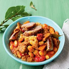 Cassoulet s vepřovou krkovicí a kachnou Foto: Cereal, Treats, Cooking, Breakfast, Food, Sweet Like Candy, Kitchen, Morning Coffee, Goodies