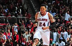 Hawks Hold Off Nets For Game 1 Win