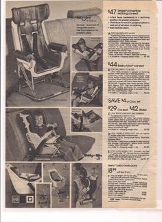 Montgomery Ward 1981 Vintage Advertisements, Vintage Ads, Donald Duck Christmas, Infant Care, Montgomery Ward, Baby Carriers, Time Warp, Prams, Child Safety