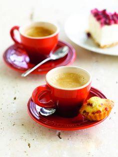 Le Creuset espresso kopjes.