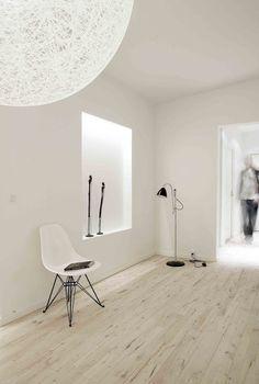 Los interiores minimalistas de 2010 (I/II) - Interiores Minimalistas