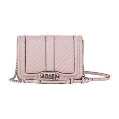 9b470310b06f Rebecca Minkoff Love Ladies Small Leather Crossbody Shoulder Bag HF17ECQX45
