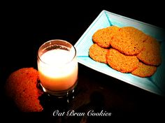Quick 'n' Easy Oat Bran Cookies:    My version of a recipe from www.mydukandiary.com is an excellent way to consume your daily Oat Bran quota even on Pure Protein (PP) days.    1 Cup + 2 Tbsp. Oat Bran  ¾ Cup Splenda  1 tsp. Baking Soda  1 tsp. Baking Powder  ¼ tsp. Salt  2 tsp. Ground Ginger  1 tsp. Ground Cinnamon  Whisk dry ingredients together thoroughly.    ½ Cup 100% Pure Liquid Egg Whites  2 Tbsp. Fat Free Plain or Vanilla Yogurt  1 ½ tsp. Double Strength Vanilla Extract (Or 2 tsp…