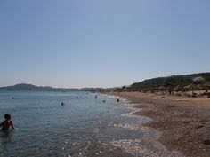 Faliraki - ostrov Rhodos