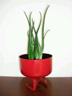 Propane Tank Flower Pot