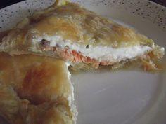 ¿Os apetecen unos hojaldres rellenos de salmón ahumado? Te contamos la receta