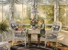 The Tea Party  Trisha Romance (1951, American)