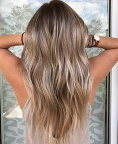 Balayage Highlights, Hair Color Balayage, Balayage Brunette, Blonde Color, Bronde Balayage, Full Highlights, Full Balayage, Reverse Balayage, Honey Balayage