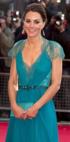 Kate Middleton in Jenny Packham. The most beautiful dress i have laid my eyes on!!