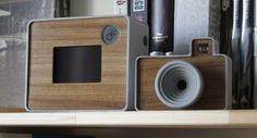 Screen-Free Digi Camera Encourages Careful Photography | Gadgets, Science & Technology