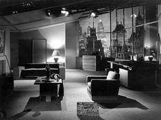 Set design for King Vidor's The Fountainhead (1949)