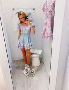 Preppy Summer Outfits, Preppy Girl, Girly Outfits, Preppy Style, Cute Casual Outfits, Pretty Outfits, Fashion Outfits, Preppy Ideas, Girl Style