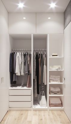 Room design How to be the Bedroom Built In Wardrobe, Bedroom Closet Design, Small Room Design Bedroom, Bedroom Furniture Design, Bedroom Wardrobe, Home Room Design, Closet Designs, Room Decor Bedroom, Small Closet Design