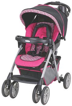A stroller is another major needed item. When the baby is small usually your infant car seat will snap into the stroller. As your child ages they can sit directly into the stroller. You will use this for many years as well.