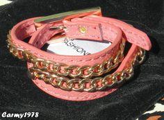 @Her Fashion Box  bracciale in pelle