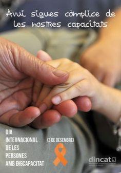 dincat: Dia internacional de les persones amb discapacitat (3 desembre)