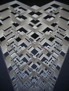 5 spine concertina fold (paper weave) | Flickr - Photo Sharing!