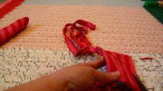 Pólófonalazz velünk! - 5. rész - Pólófonal készítés házilag Red Leather, Leather Jacket, Ballet Shoes, Dance Shoes, Crochet, Blog, Studded Leather Jacket, Ballet Flats, Dancing Shoes