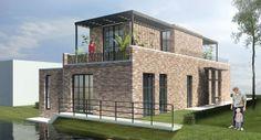 JMA House by Global Architects, via Behance
