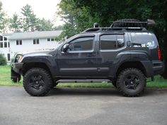 Body Lift - Second Generation Nissan Xterra Forums (2005+)