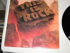 Various - This Is Rock, Lp nm more mint