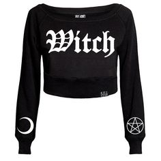 Witch Crop Sweater S