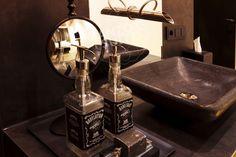 Copper Room, Rainfall Shower, Coffee Maker, Rooms, Luxury, Home Decor, Quartos, Homemade Home Decor, Drip Coffee Maker