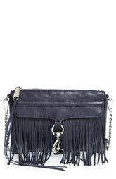 Rebecca Minkoff 'Fringe Mini MAC' Convertible Crossbody Bag (Nordstrom Exclusive)