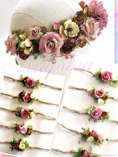 Buy or order bracelets for bridesmaids & # Country style & # in the online shop of the Fair Masters. Every wedding celebration… Bridesmaid Corsage, Corsage Wedding, Bridesmaid Gifts, Wedding Bouquets, Wedding Flowers, Flower Corsage, Wrist Corsage, Wedding Tags, Wedding Gifts