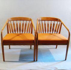 Drexel 'Declaration' Lounge Chair Pair by designsmithmodern, $950.00