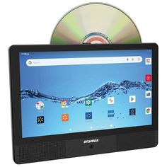 Walmart will be offering this Sylvania SLTDVD1024 10.1-Inch Quad Core Tablet/Portable DVD Player Combo for only $59 (reg. $89). You save 34% off the retail price for this portable DVD player during the 2020 Walmart Black Friday sale (11/25-11/28). Plus, this item ships free. The Sylvania 10.1″ Portable DVD Player Combo features 1GB RAM, 16GB […] The post Sylvania SLTDVD1024 10.1-Inch Quad Core Tablet Portable DVD Player Combo appeared first on Frugal Buzz.