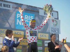 notre Caribou, Antoine Duchesne On ne l'appelle pas l'étape Reine pour rien ! Ce samedi 12 mars, l'étape 6 de Paris-Nice a donné du fil à retordre à tous les coureurs. C'était sans compter sur notre Caribou, Antoine Duchesne , qui a récidivé sa performance...
