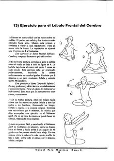 kundalini  manual para maestros tomo i con imágenes