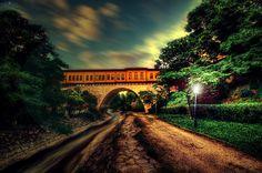 Irgandı bridge by Recep Elal on 500px