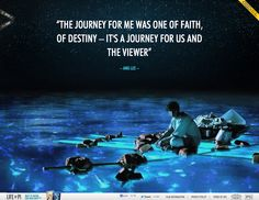 Pi's Epic Journey - LIFE OF PI on Digital HD  Watch Full Movie Online or Download Now