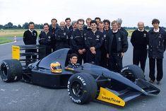 1993 Sauber C12 - Ilmor (Karl Wendlinger & Team Sauber)