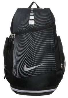 9e259591d17 HOOPS ELITE - Rucksack - black wolf grey metallic silver - Zalando.co.uk