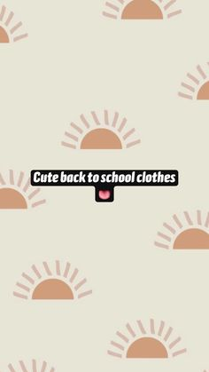 Cute Simple Outfits, Trendy Outfits For Teens, Cute Lazy Outfits, Teen Girl Outfits, Girls Fashion Clothes, Cute Middle School Outfits, First Day Of School Outfit, Cute Outfits For School, Halloween