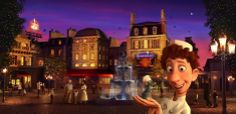Disneyland Paris Shows Off New 'Ratatouille' Attraction | Animation World Network