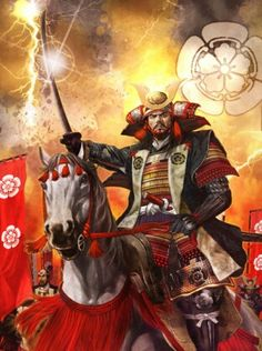 Hideyoshi Toyotomi Japan Illustration, Ghost Of Tsushima, Character Art, Medieval Japanese, Oriental Art, Korean Art, Samurai Artwork, Samurai Art, Art