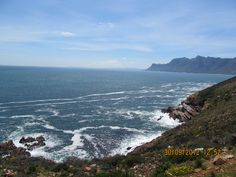 A view of False Bay #Capetown #Southafrica #travel